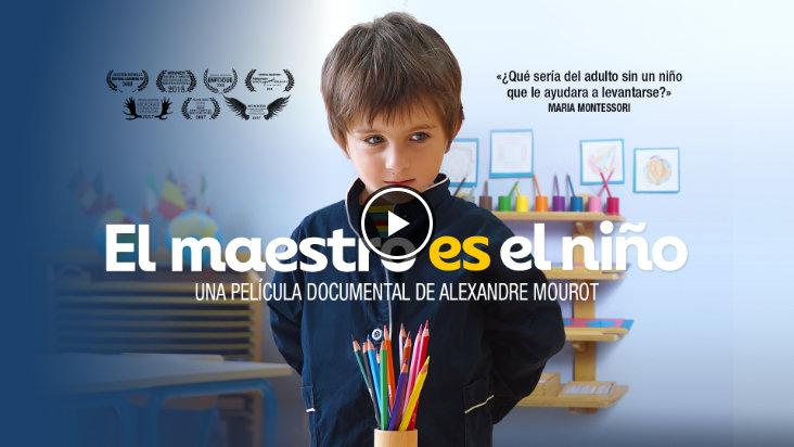 el maestro es el nino - película completa vista previa